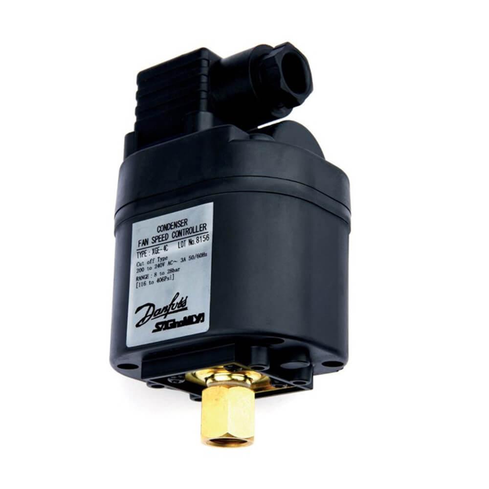 061H3140 Регулятор скорости вращения вентиляторов XGE-4C