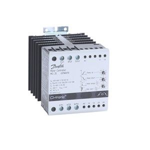 037N0070 MCI 30, motor controller w. aux. contact