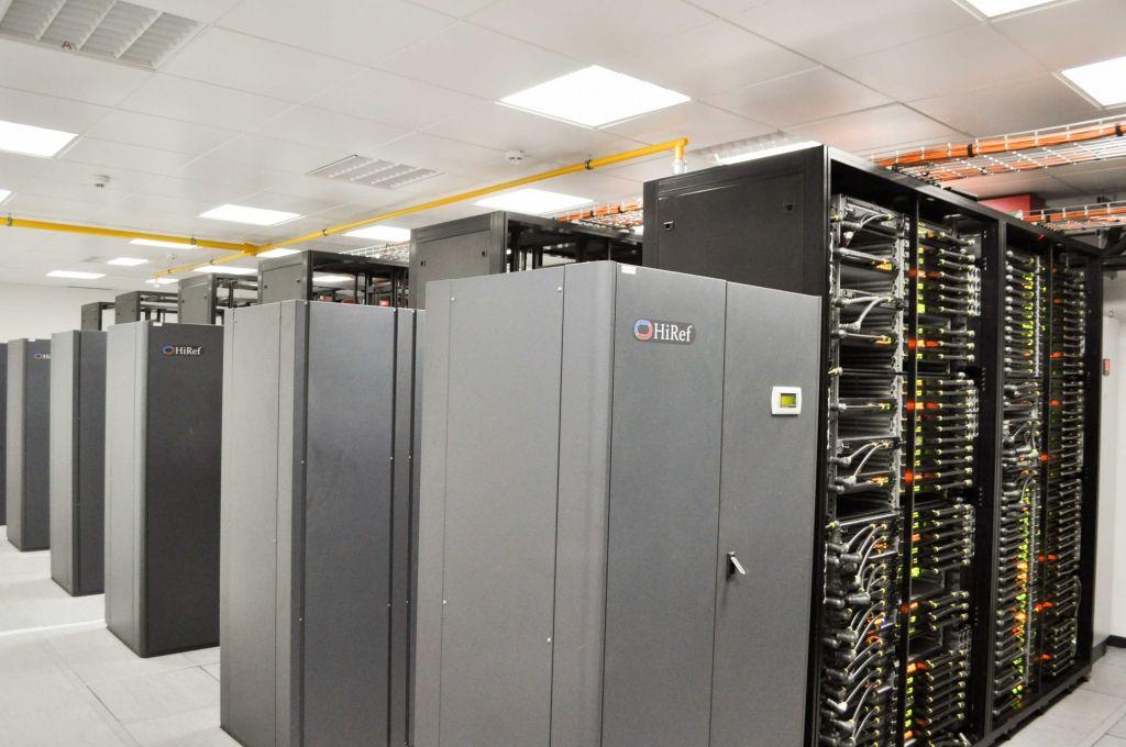 суперкомпьютер «Ломоносов-2» в МГУ